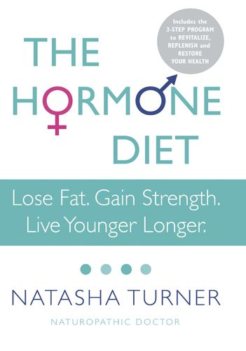 The Hormone Diet - Dr. Natasha Turner