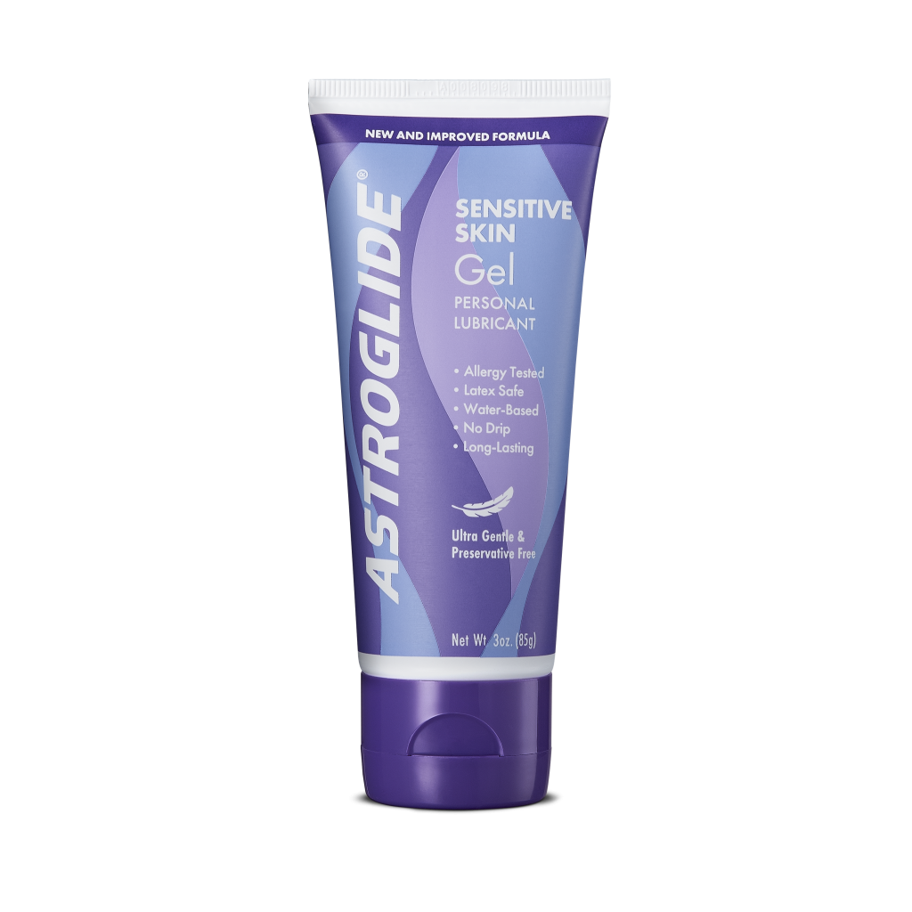 Astroglide Sensitive Skin Gel