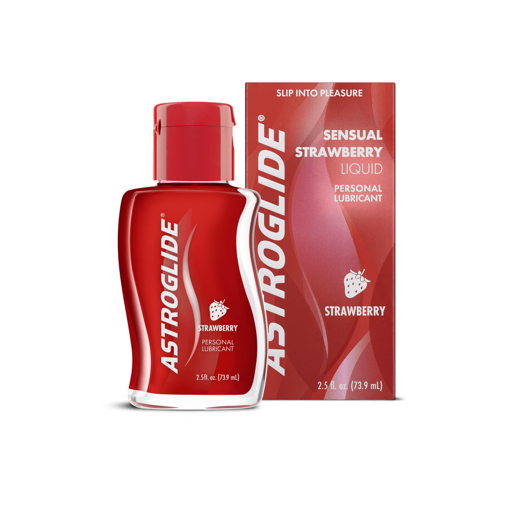 Astroglide Sensual Strawberry Liquid