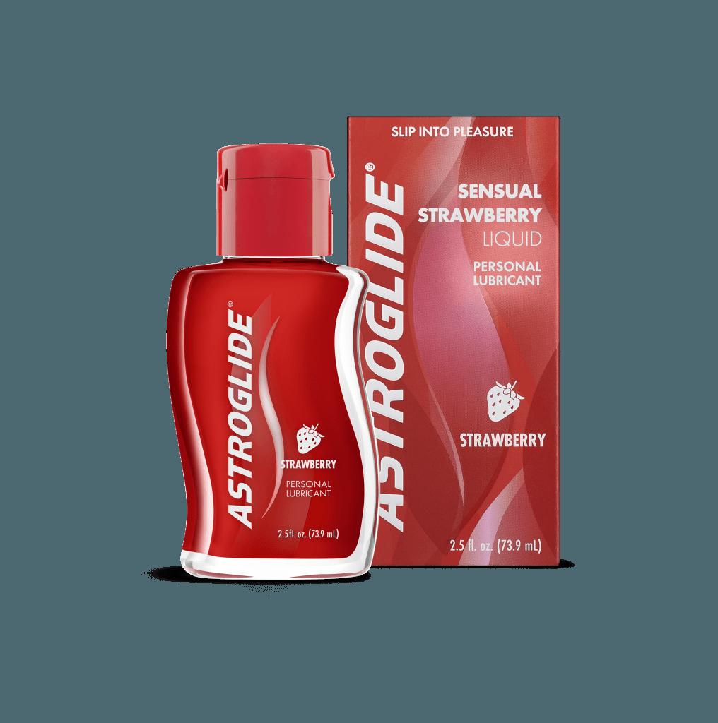 Astroglide Sensual Strawberry Liquid
