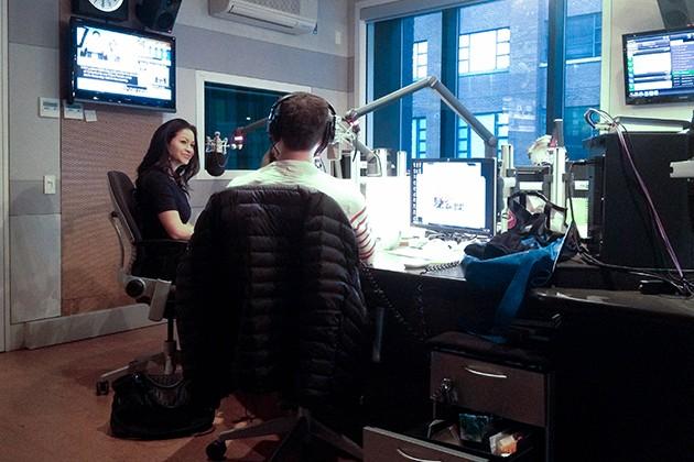 Dr. Jess at CHUM FM