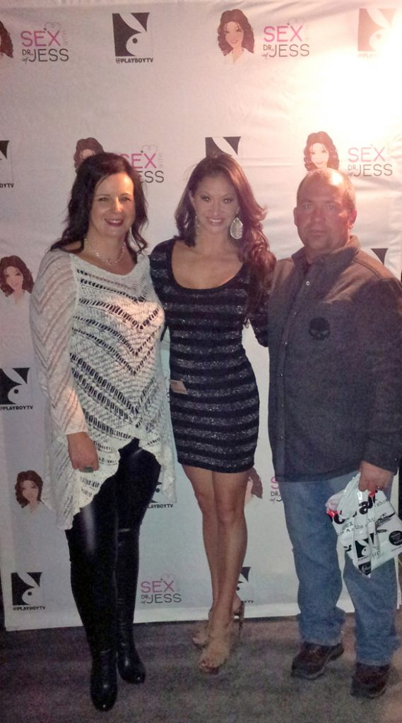 Fans at the Calgary Taboo Show