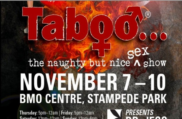 Calgary Taboo Show