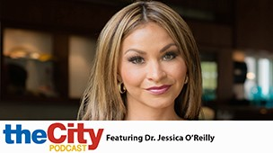 PODCAST: The City Podcast Talks to Sexologist Dr. Jessica O'Reilly