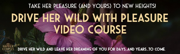 Drive Her Wild With Pleasure Banner