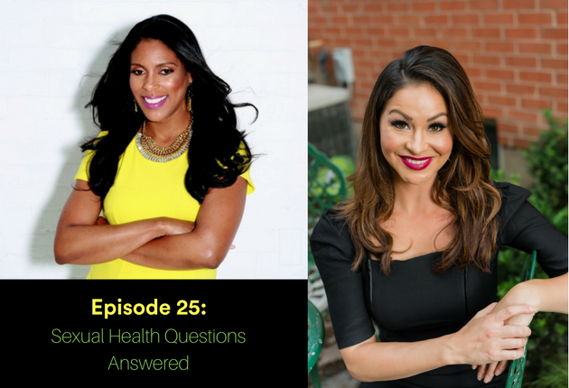 Episode 25- Sexual Health Questions Answered