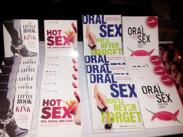 Halifax Sex Show books
