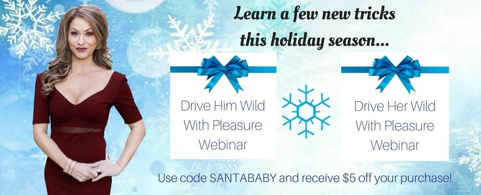 Holiday Webinars