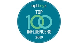 PRINT: Optimyz's Top 100 Influencers 2019