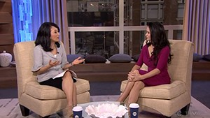 VIDEO: Maintaining intaimacy when trying to conceive on CTV Morning Live