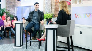 VIDEO: Gender Games War on The Marilyn Denis Show