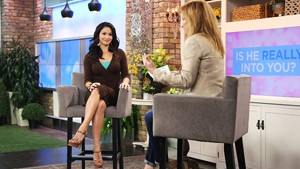 VIDEO: Is He Into You? on The Marilyn Denis Show
