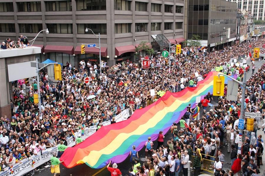 Pride-Toronto