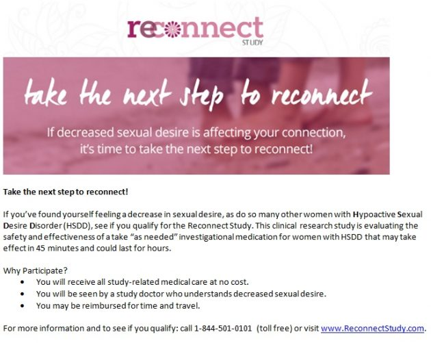 Reconnect-Blog Example