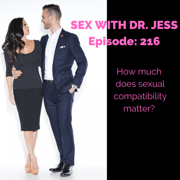 SEX WITH DR. JESS EPISODE 216