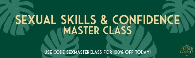 Sexual Skills & Confidence Banner