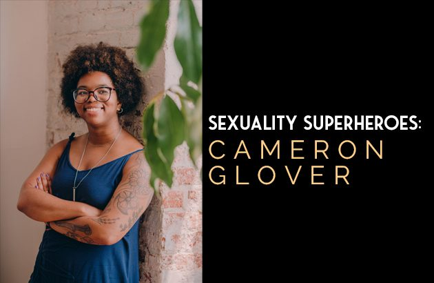 Sexuality Superheroes - Cameron Glover