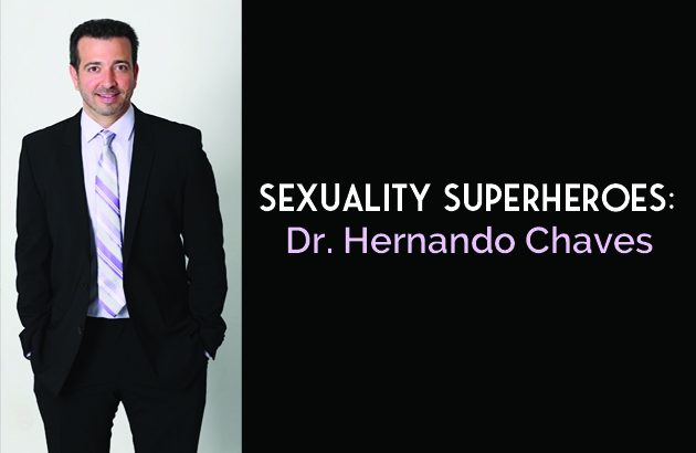 Sexuality Superheroes - Dr. Hernando Chaves