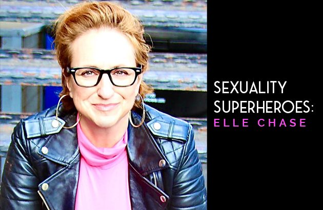 Sexuality Superheroes - Elle Chase