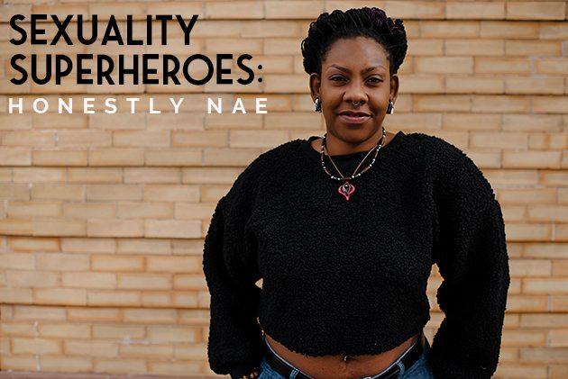 Sexuality Superheroes - Honestly Nae