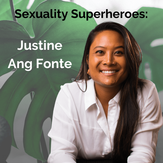 Sexuality Superheroes - Justine Ang Fonte