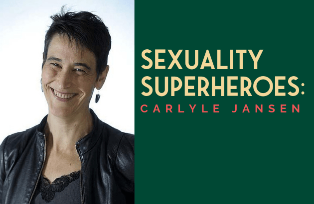 Sexuality Superheroes_ Carlyle Jansen