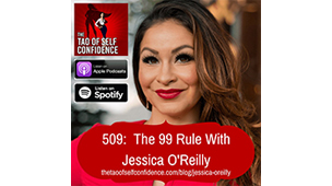 PODCAST: The 99 Rule With Jessica O'Reilly