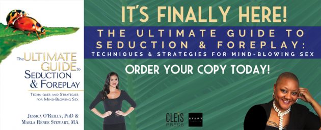 Ultimate Guide to Foreplay & Seduction Book Banner