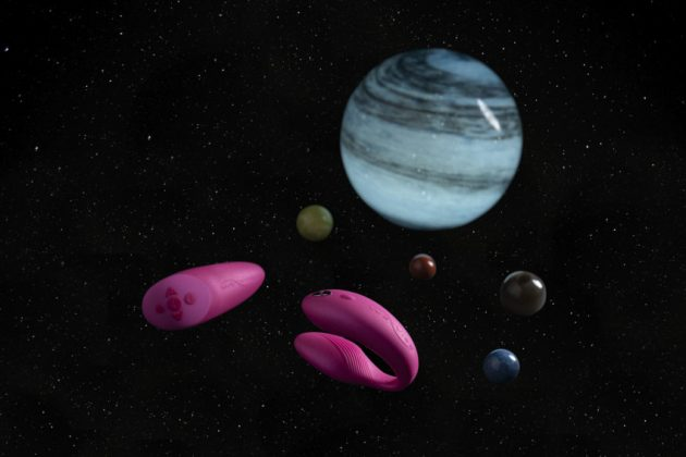We-Vibe Chorus in Space