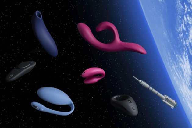 We-Vibe Toys in Space