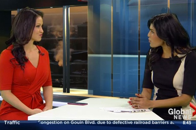 Dr. Jess on Morning News Montreal