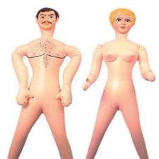 Blow-up dolls