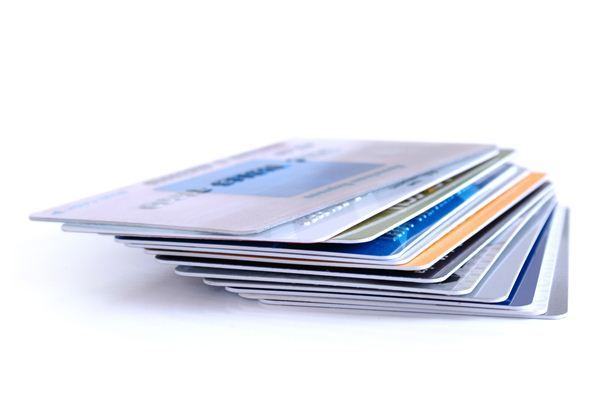 Condom credit cards