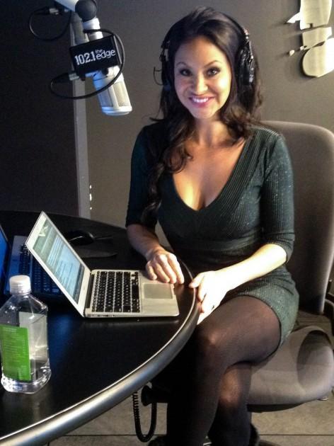 Dr. Jess at The Edge studio