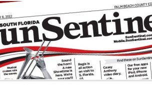 Sun Sentinel X Run May 2014