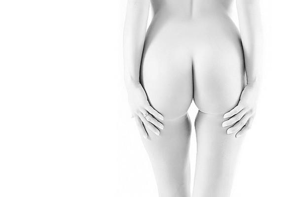 Naked rear