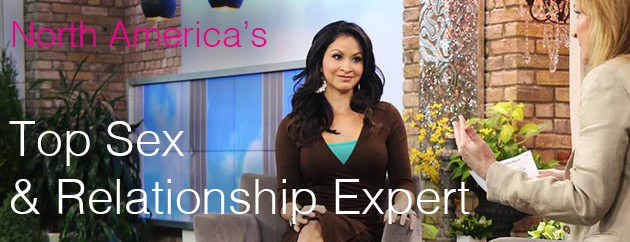 North Americas Top Sex and Relationship Expert