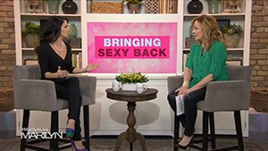 VIDEO: Bringing Sexy Back on The Marilyn Denis Show