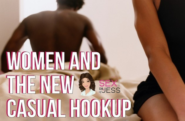Women and the New Casual Hookup